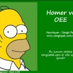Homer fabrikada işe giriyor ve OEE formülünü keşfediyor ; Bu sunum site üyeleri gönderi listesine eklenmiştir